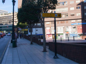 Calle General Elorza